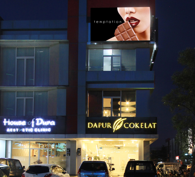 Store Location Dapur Cokelat Everything About Chocolate